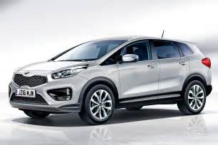 Kia Hybrid Suv Hybrid Kia Suv Revealed Carbuyer