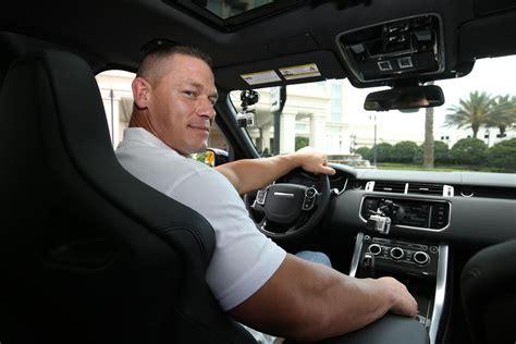 navy range rover sport watch john cena surprise two military veterans in an svr