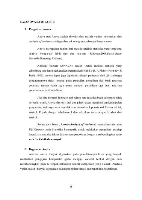 Analisis Data Penelitian Dengan Statistik Iqbal Hasan makalah lengkap