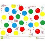 Fundo Colorido Do Carnaval Imagem De Stock  12618481