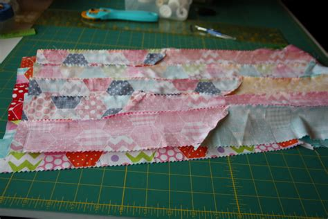 Jelly Roll Quilt Tutorials by Jelly Roll Quot It S Not A Race Quot Quilt Avery Sewing