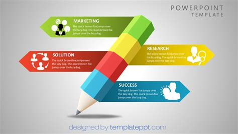 powerpoint template templates and themes pages pinterest