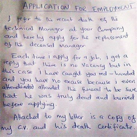 Application Letter Nairaland Photo How To Write A Application Letter Career Nigeria