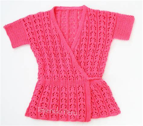 imagenes de cuellos a crochet imagui blusa kimono tejiendo per 250