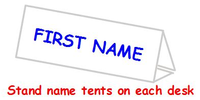 name tents template name tent template pictures to pin on pinsdaddy