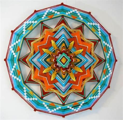 Greeny Ojo De Dios Wall Decor by 10 Diy Yarn Ideas For A Creative Touch