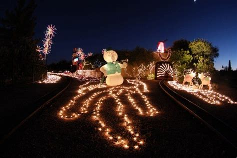 scottsdake az christmas lights featured on diy lights at railroad park scottsdale attractions review 10best experts and tourist reviews