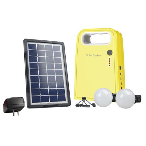Solar Lighting System Sg0603w Series Solar Lighting System Solar Light System