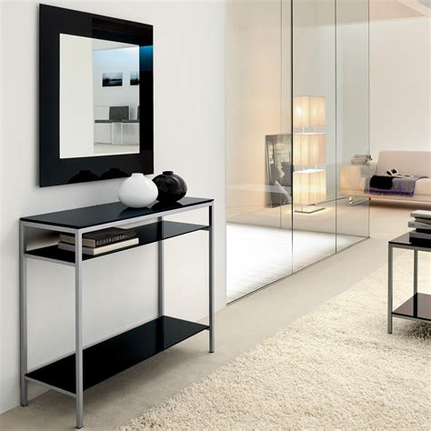 cornice in vetro toshima 5032 specchio quadrato tonin casa con cornice in