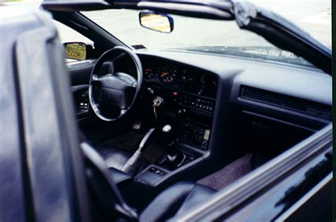 mk3 supra black interior difference between