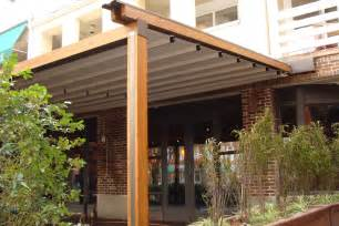 retractable pergola awning gennius awning a waterproof retractable patio awning