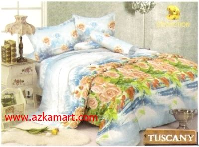 Sprei Kintakun 3d Levanzo kintakun 3d grosir sprei bedcover dan selimut murah