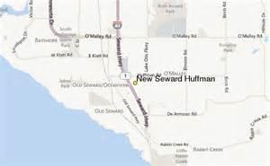 huffman map new seward huffman weather station record historical