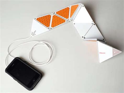 Origami Iphone - origami sound systems iphone speakers
