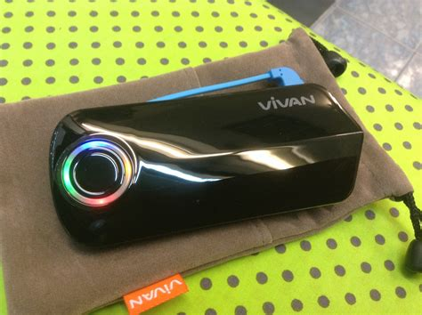 Power Bank Vivan V06 6000mah vivan power bank v06 6000mah ด ไซน หร ช จ ดเด นด วยของแถมท จ ดเต มมากๆ