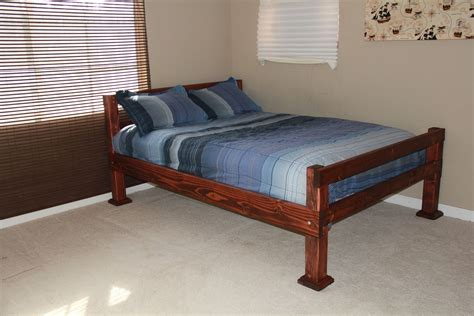 length of a full size bed full size bed dimensions furniture bedroom beds rustic