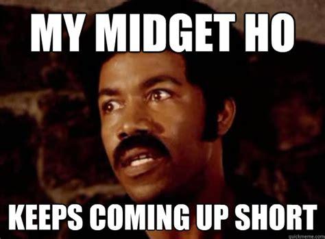 Meme Midget - pimp meme