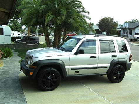 Jeep Liberty 06 2006 Jeep Liberty Exterior Pictures Cargurus