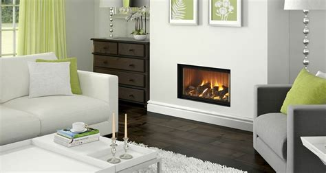 modern in the wall gas fires infinity 600fl in wall gas york fireplaces fires