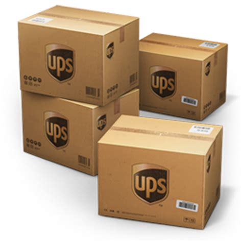 ups shipping supplies mail services