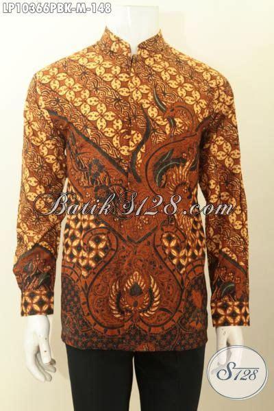 Koko Jawa model baju batik koko elegan khas jawa tengah kemeja