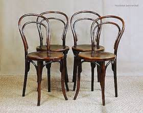 chaises bistrot style thonet clasf