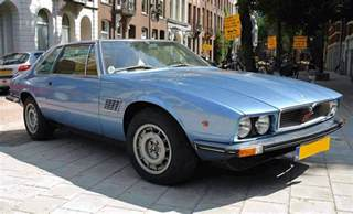 Maserati Kyalami Maserati Kyalami