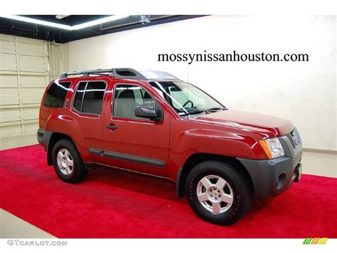2005 brawn pearl nissan xterra s 2492165 gtcarlot car color galleries