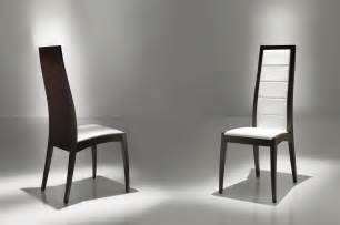Chairs For Dining Room by Contemporary Modern Dining Room Chairs Decobizz Com