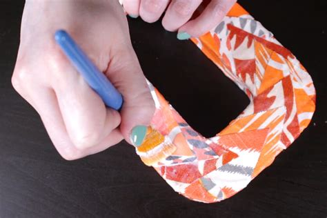 Fabric Decoupage Glue - how to decoupage with fabric ofs maker s mill