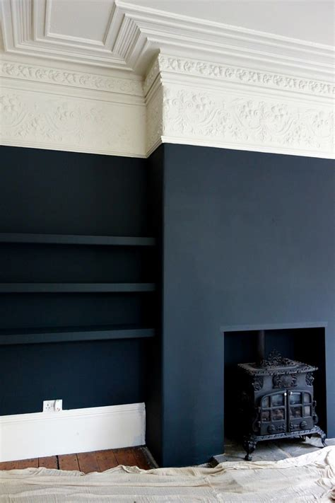 hand painted wall design my work pinterest discover favorite farrow and ball paint colors