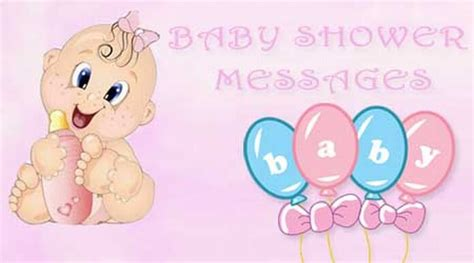 baby shower messages baby shower wishes message with exle