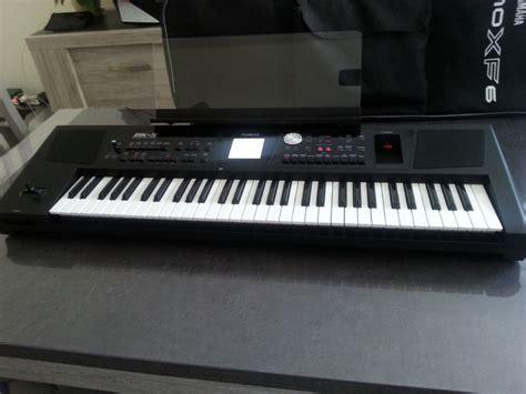 Tas Keyboard Roland Bk 5 roland bk 5 image 1545336 audiofanzine