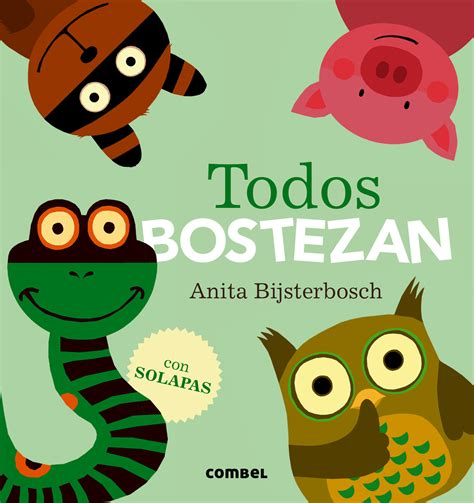 todos bostezan combel editorial