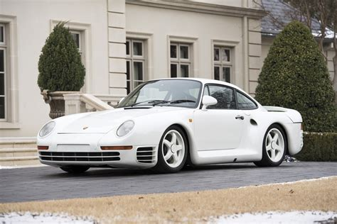 rare porsche 911 rare porsche 959 prototype to auction in monaco total 911
