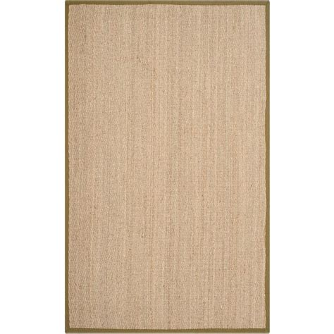 home depot seagrass rug home legend seagrass 5 ft x 8 ft area rug hlsgr58 the home depot