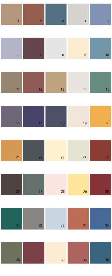 behr paint color swatches interesting silver marlin i painted a home with my colors