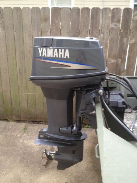 used yamaha outboard motors for sale in louisiana 2006 yamaha 50 hp 2 stroke w controls outboard motors for