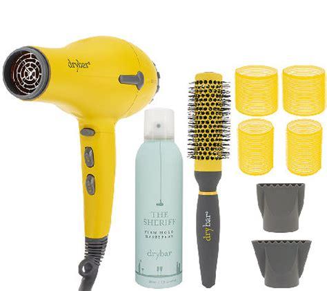 Drybar Hair Dryer drybar buttercup hair dryer blowout collection qvc