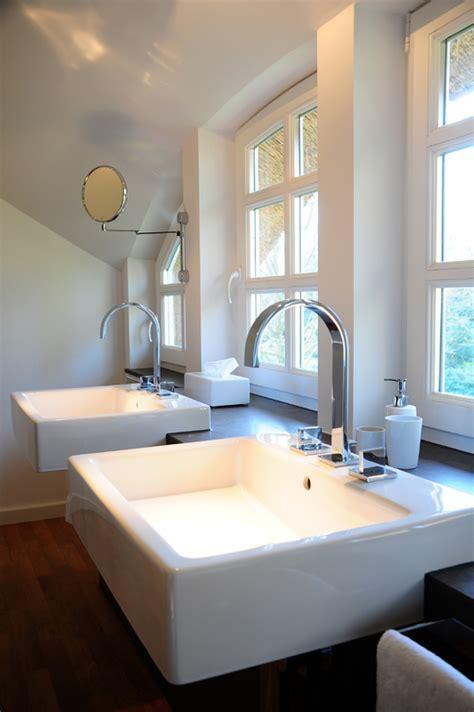 modernes badezimmer waschbecken bad westerstede fliesenlegermeister andre