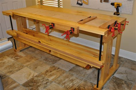 fine woodworking bench newfangled workbench reader s gallery fine woodworking