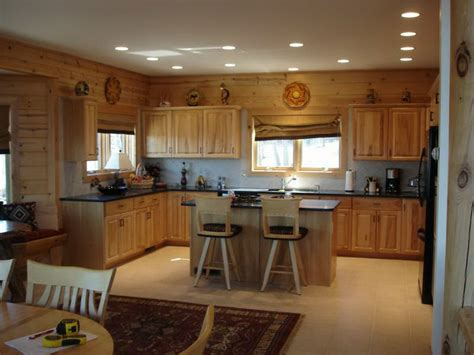 how to update kitchen lights inspirations recessed