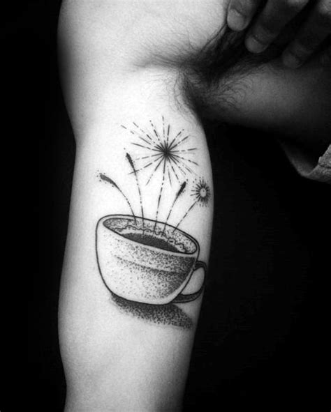 tattoo gallery cafe at java ink philadelphia 40 coffee cup tattoo designs for men java ink ideas