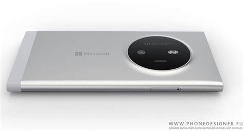 Update 1030 Pm Est Fyi I fan renders of alleged microsoft lumia 1030 us