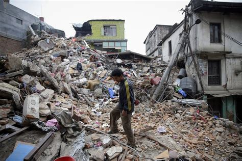 earthquake nepal earthquake devastates nepal killing more than 1 900 the