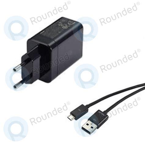 asus usb wall charger black