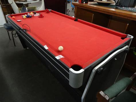 harvard pool table air hockey harvard pool table reversible air hockey