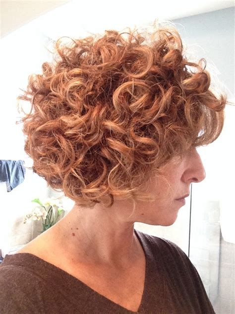 curly a line a line curly bob by cara lane