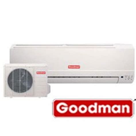 constant comfort heating and cooling goodman high efficiency mini split air conditioner ms15