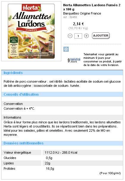 Exemple De Lettre De Présentation De Produit Exemple Fiche Produit Alimentaire